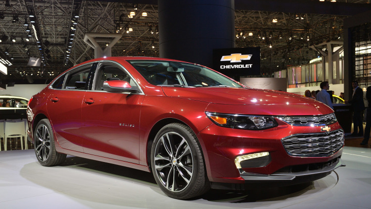 Chevrolet Malibu Hybrid Update New Design Will Be Available