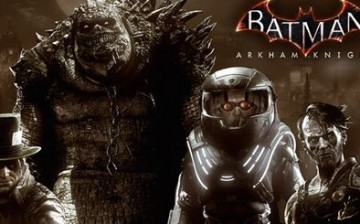 Batman: Arkham Knight is a 2015 action-adventure video game developed by Rocksteady Studios.