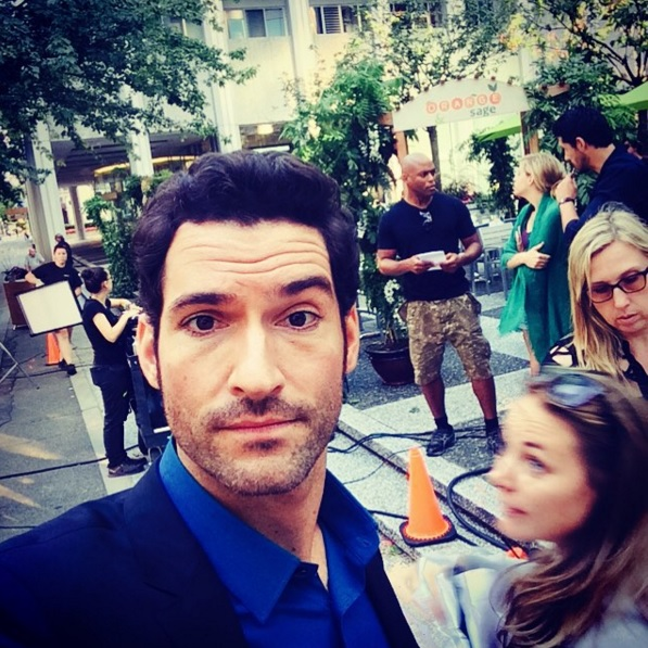 Still Of Tom Ellis Lauren German And Sofia Vassilieva In