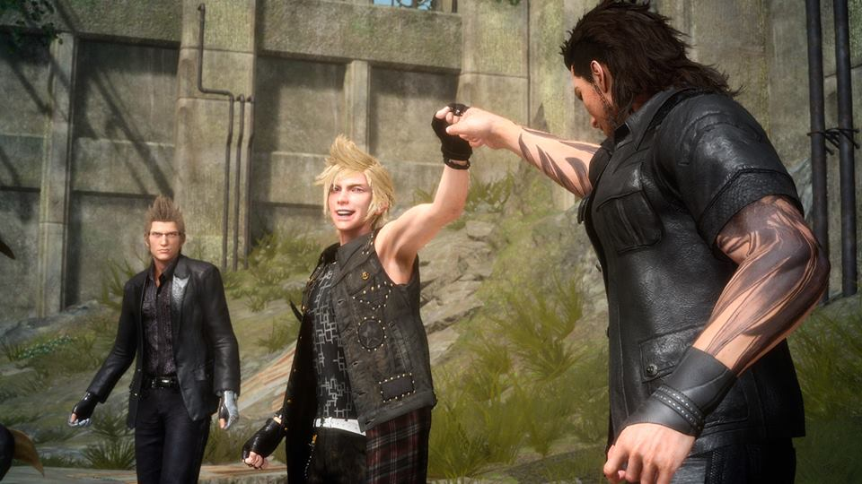 Final Fantasy Xv Pc Version Will Have More Game