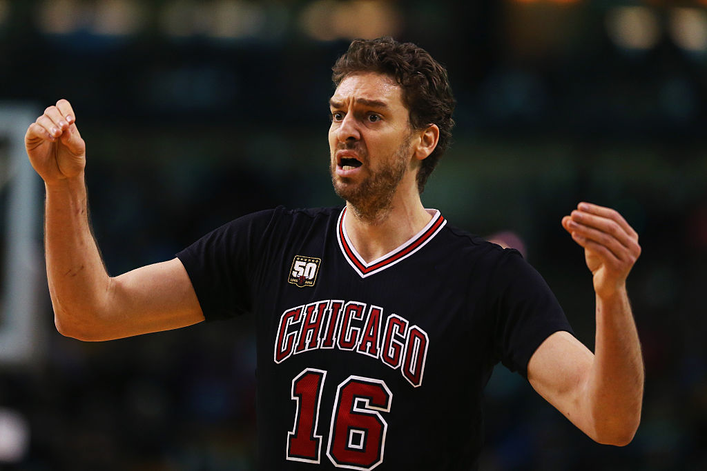 NBA Trade Rumors: Bulls, Kings Discussing Pau Gasol Deal