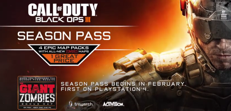Call of Duty: Black Ops 3': Release, price details of  Call Of Duty New Map Pack Release Date on