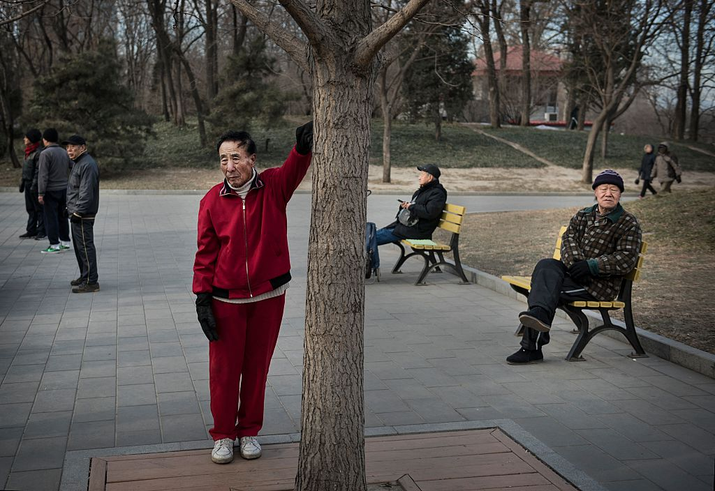 China's Aging Population Poses Risk To Health Care And