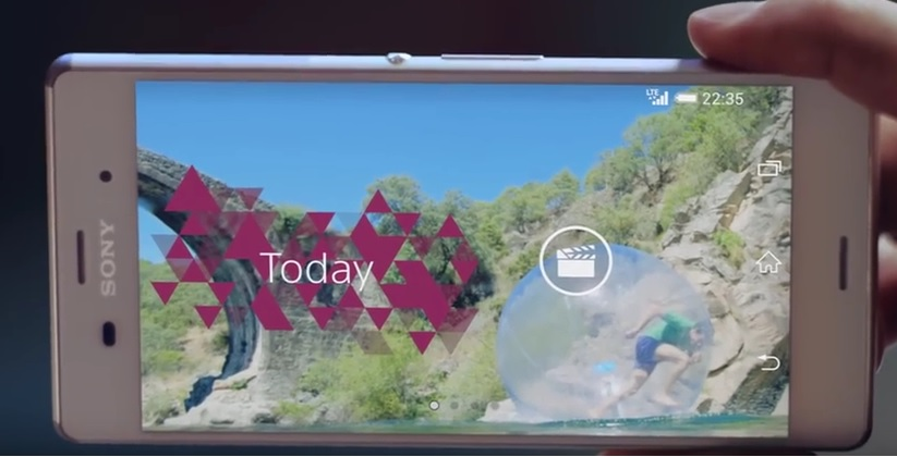 how to make gifs on sony xperia marshmallow