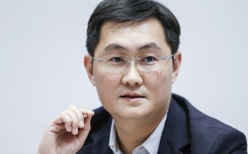 Tencent Holdings Ltd. chairman and CEO Ma Huateng reveals profit increase for Q4 2015.