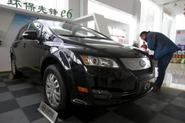 Sales of electric vehicles (EV) surge due mainly to support for EV makers and subsidies from the Chinese government.