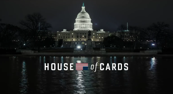 House of cards date