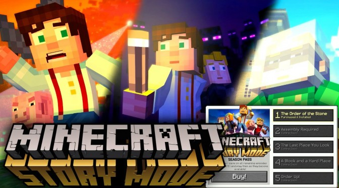 Minecraft Story Mode Release Date Episode 5 To