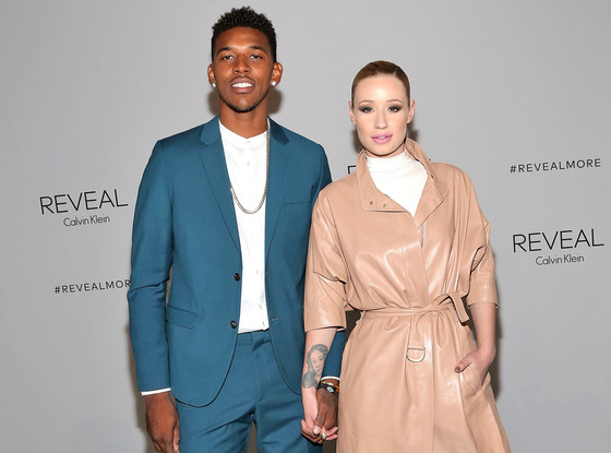 Iggy dating lakers