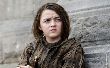 Arya Stark, played by Maisie Williams, is expected to have several action sequences in