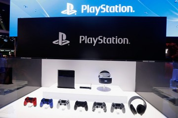 The PlayStation 4, not the PS4 NEO, was showcased during Annual Gaming Industry Conference E3 at the Los Angeles Convention Center.