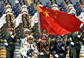China's military overhaul might tilt the world's power balance.