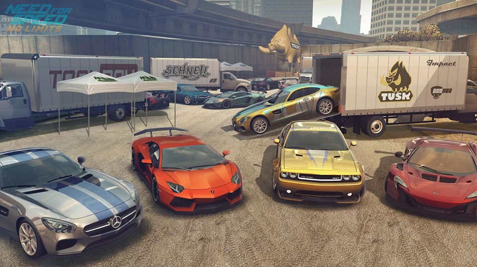 Need For Speed 2015 Update Ghost Games Confirms