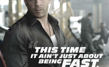 Vin Diesel plays the lead role of Dominic Toretto in