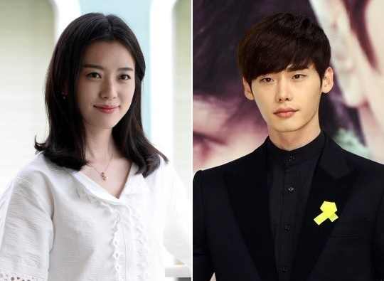 Lee Jong Suk will romance Han Hyo Joo in a new romantic-susp