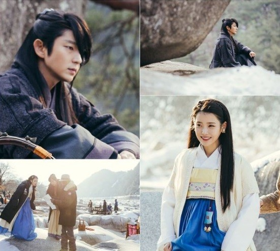 Scarlet Heart: Ryeo is an upcoming South Korean drama.