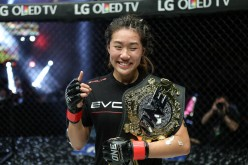 TWISTER SISTER | Angela Lee pulled out a gutsy performance against Mei Yamaguchi at ONE: ASCENT TO POWER