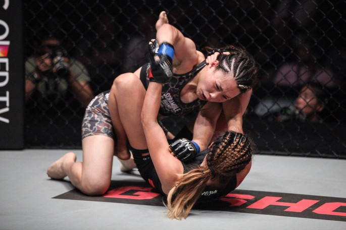 WOMEN'S MMA | Angela Lee and Mei Yamaguchi put on an amazing show at ONE: ASCENT TO POWER last Friday night, 6 May in Singapore