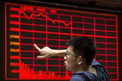 China's stock markets remain volatile amid economic fears.