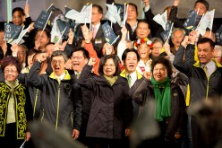 Taiwan's new government receives