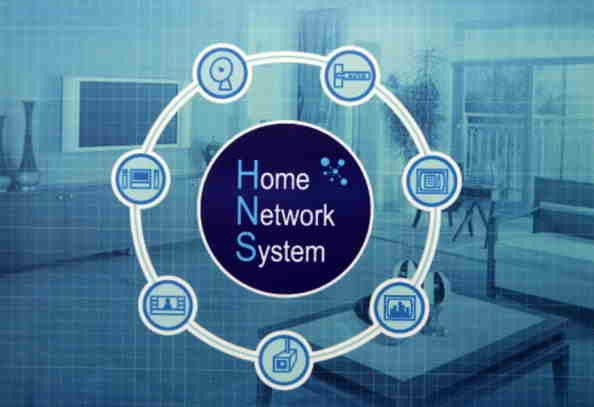 An operating manual of Home Network System is seen on November 29, 2006 in Incheon, South Korea.