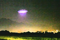 An unidentified flying object, or UFO, is any apparent anomaly in the sky.