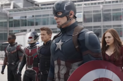 Captain America leads his team in one of their encounters in