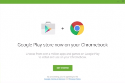 During the Google I/O on March 18, 2016, Google is expected to reveal its plan to access the Google Play Store from the chromebook.