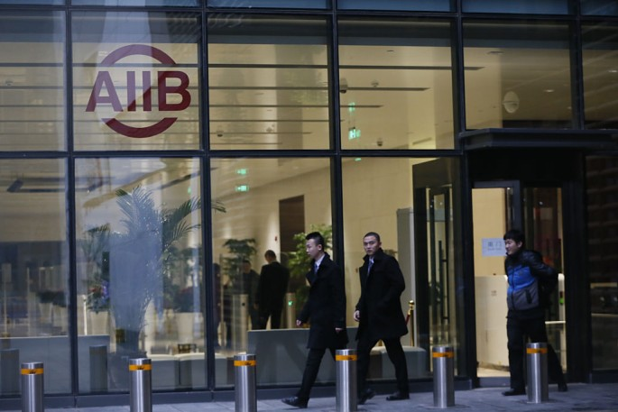 The Asian Infrastructure Investment Bank (AIIB) is headquartered in Beijing.