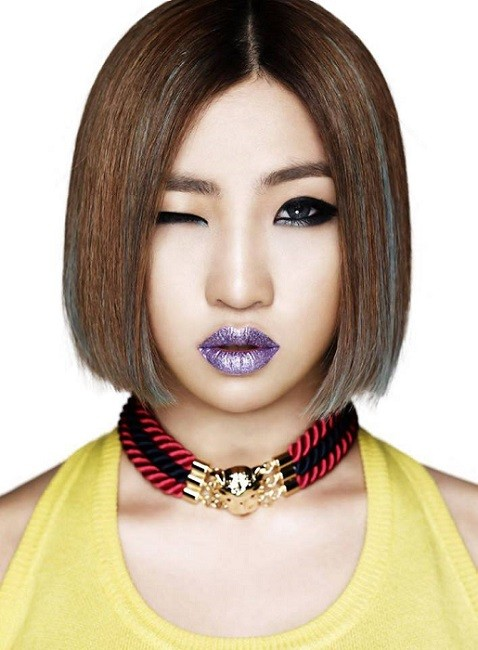 Gong Minji, better known by her stage name Minzy, is a South Korean recording artist and dancer.