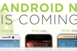 HTC confirms Android N arrival for HTC 10, One M9 and One A9.