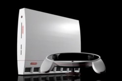 A concept of the Nintendo NX is shown