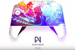 One of the many concept renders of the Nintendo NX controller