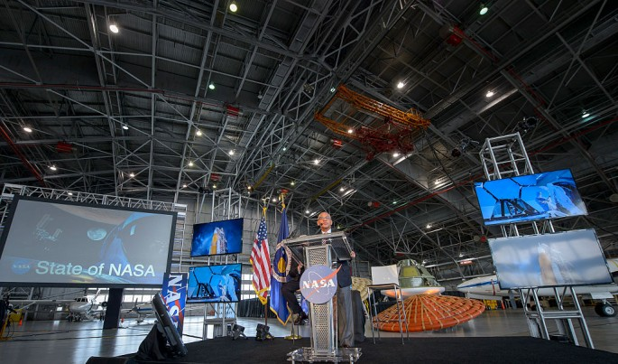 NASA Administrator Charles Bolden says it is unlikely that the space agency will be able to go on a joint space exploration with China under his tenure.