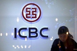 The Industrial & Commercial Bank of China (ICBC) topped the list of the world's 10 biggest banks, ahead of other U.S. banks and institutions.