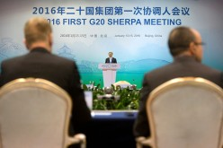 The 2016 G20 Summit will be held in September in Hangzhou, China.