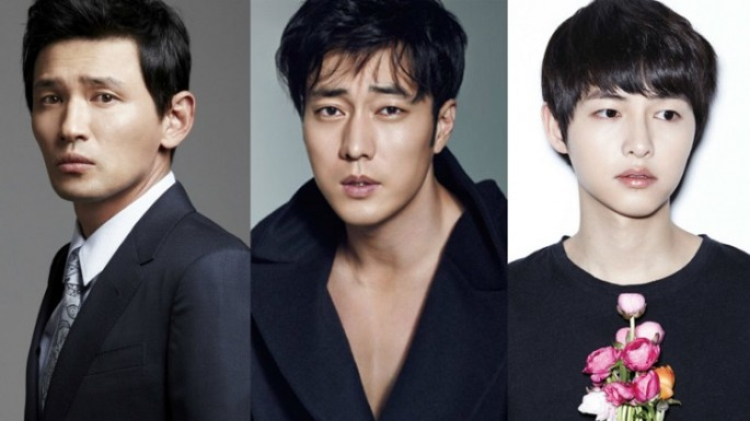 The upcoming historical film, 'Battleship Island,' will star Hwang Jeong-min, So Ji-sub and Song Joong-ki.