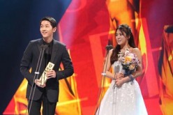Song Joong-ki got the Most Popular Male in TV and IQIYI Star awards and Song Hye Kyo got the Most Popular Female in TV and IQIYI Star awards at the 52nd Baeksang Art Awards.