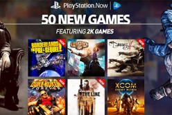 Sony Entertainment adds 50 new games to the PlayStation Now streaming service game library, featuring 2K games.