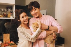 The upcoming Thai drama series, 'Gon Rak Game Ma Ya,' will star South Korean actor Jung Il Woo and Thai actress-model Mild Wiraporn.