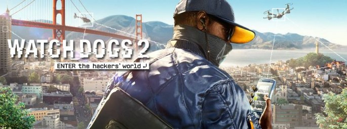 Ubisoft confirms Watch Dogs 2 for the PS4, Xbox One and PC platforms and it will be release on November 15.