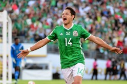 Mexico striker Javier