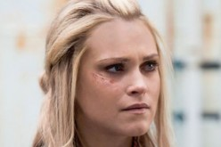 What awaits Clarke (Eliza Taylor) in