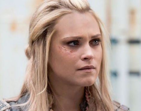 "What awaits Clarke (Eliza Taylor) in ""The 100"" Season 4?"