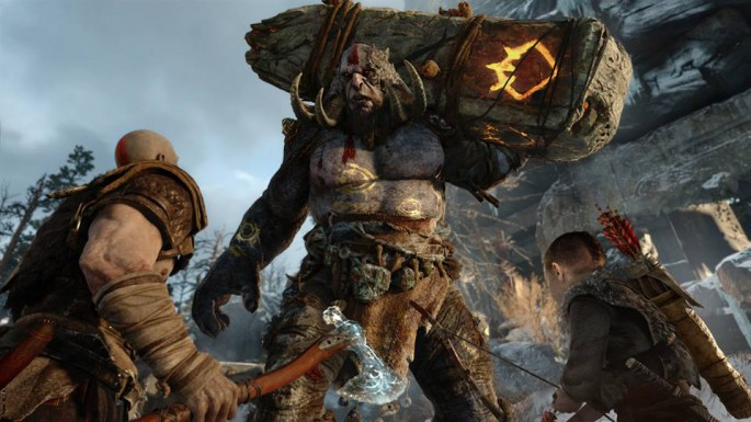 Sony has unveiled a new God of War video game during the E3 2016 event and it will feature Kratos and his son fighting Norse monsters and gods.