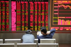 The Shanghai Composite Index rebounded on Wednesday.