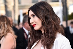 Carice van Houten plays The Red Woman Melisandre on HBO's 'Game of Thrones'
