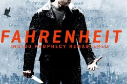 The game poster of  Fahrenheit: Indigo Prophecy Remastered.