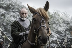 Liam Cunningham plays Ser Davos Seaworth, also known as the Onion Knight, in the HBO epic-fantasy series 'Game of Thrones.'