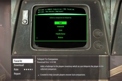 Bethesda and modders introduce the Teleport to Companion mod for